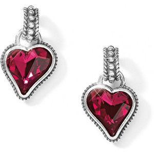 BRIGHTON | Bibi Heart Reversible Earrings